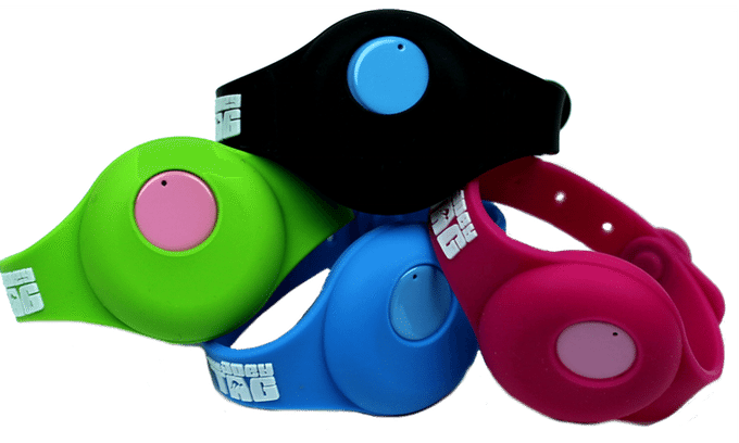 The Joey Tag: Child safety wearable with short-range GPS