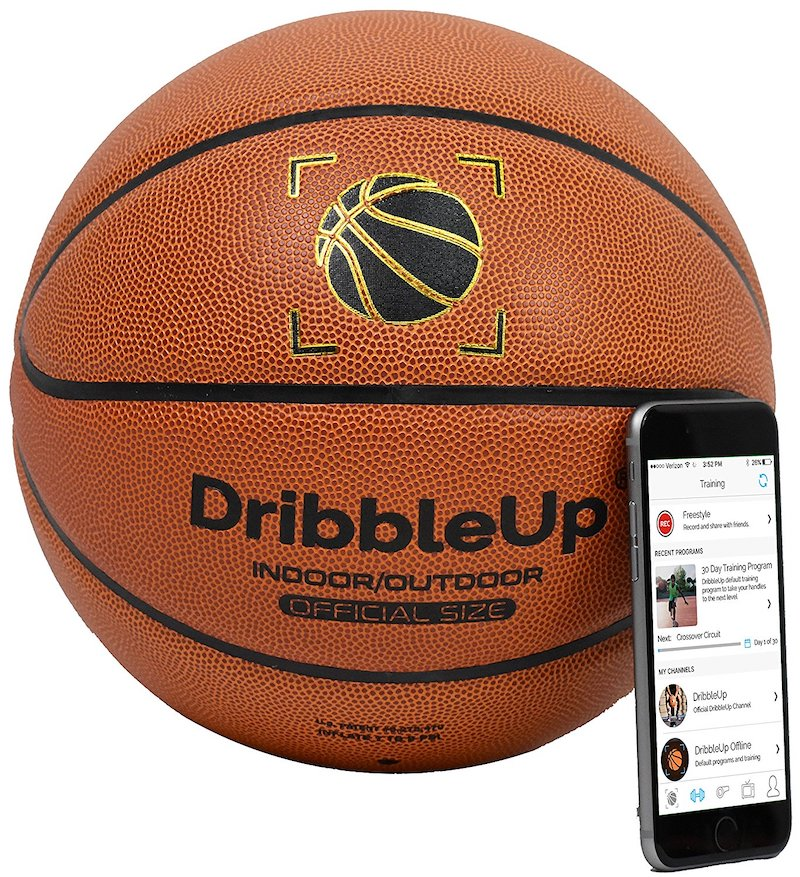 connected tech for aspiring basketball players - Connected tech for aspiring basketball players