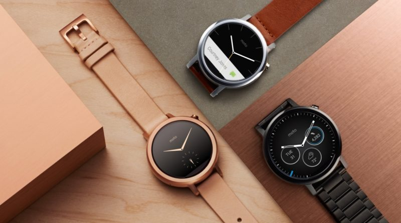 Don't expect a new Moto 360 in the near future