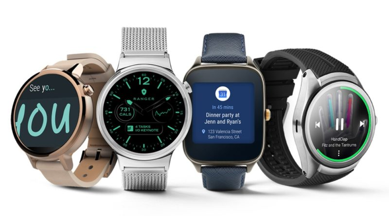 24baf0ac77a Google to release two smartwatches in early 2017