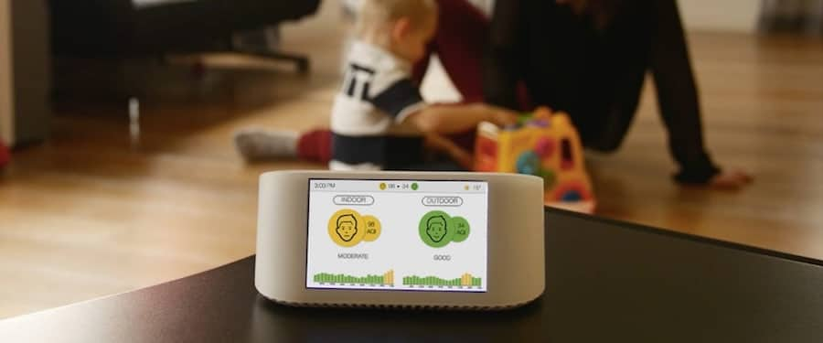 improve the air in your home with these smart gadgets 2 - Improve the air in your home with these smart gadgets