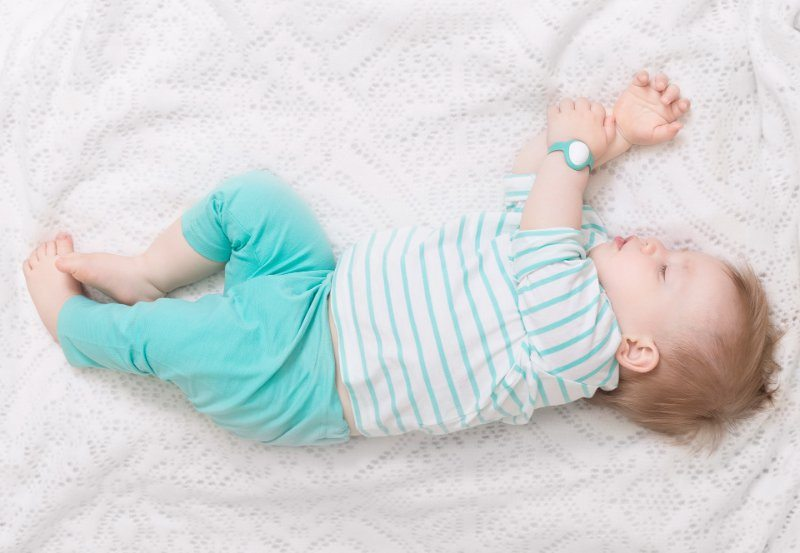 Neebo The Next Generation Wearable Monitor For Babies