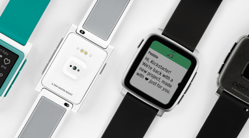 Pebble says its watches will continue to work in 2017