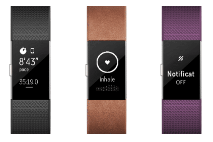 six fitbit charge 2 upgrades no longer under wraps - Six Fitbit Charge 2 upgrades no longer under wraps