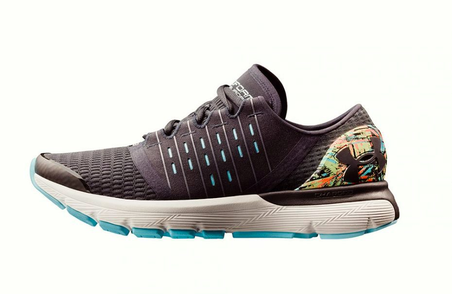 under armour s new shoes know if you are too tired to run - Smart shoes: Tracking fitness through your feet