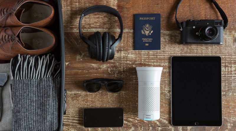 Wynd: the smart portable air purifier