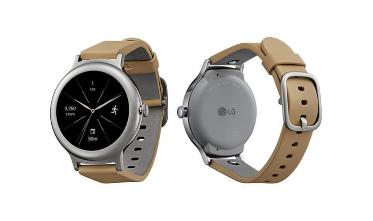 Best leak yet of LG Watch Style