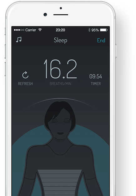 ces 2017 2breathe wants to help you fall asleep 2 - CES 2017: 2breathe wants to help you fall asleep