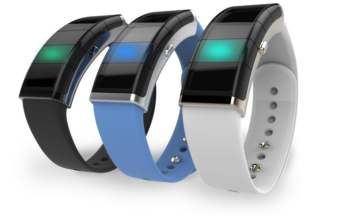 ces 2017 nex band brings touchable controls to your wrist - CES 2017: Nex Band brings touchable controls to your wrist