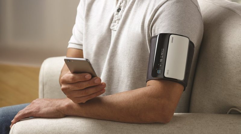 Omron shows prototype of first watch-sized blood pressure monitor
