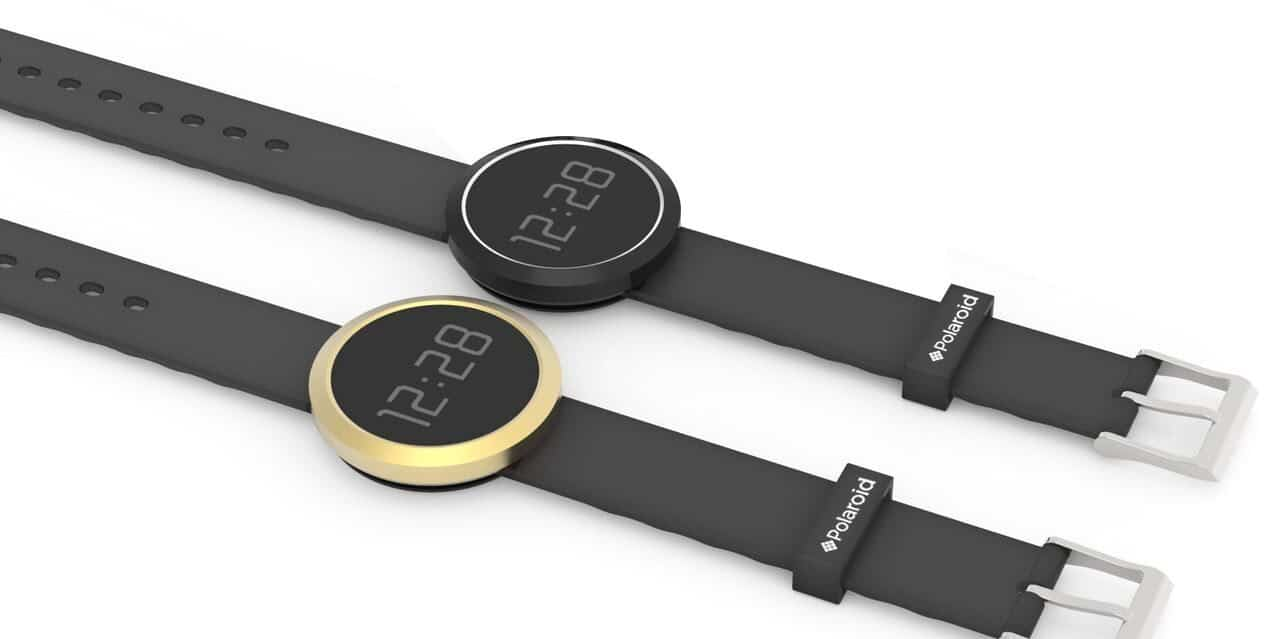 polaroid prepares to launch its own line of wearables - Polaroid prepares to launch its own line of wearables