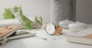 Swedish startup unveils its first collection of hybrid watches