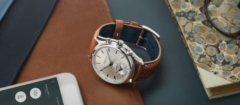 swedish startup unveils its first collection of hybrid watches - Swedish startup unveils its first collection of hybrid watches