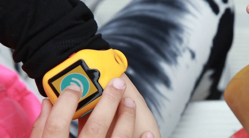Wearables helping kids in the battle against the bulge