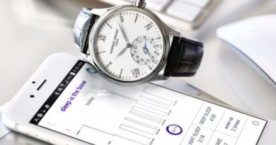 Will smartwatches save the Swiss watch industry?