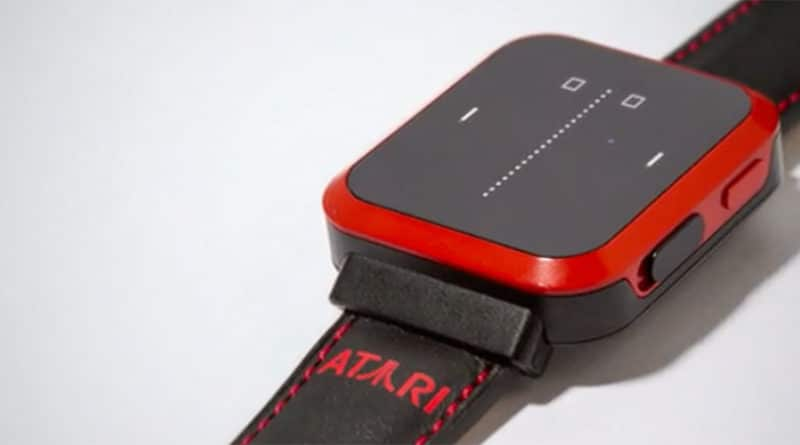 Atari Gameband: the first smartwatch for gamers