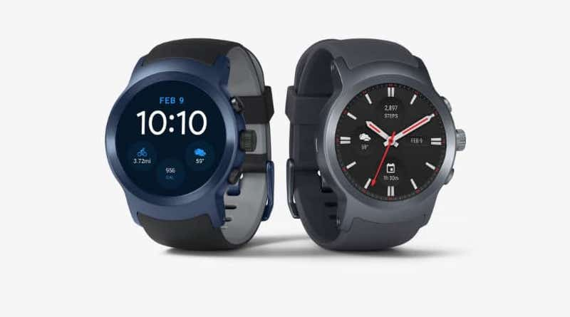 google launches android wear 2 0 alongside two lg watches 2 - Google launches Android Wear 2.0, alongside two LG watches