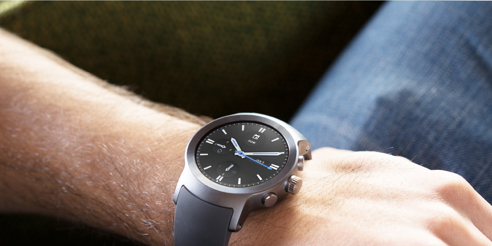 google launches android wear 2 0 alongside two lg watches - Google launches Android Wear 2.0, alongside two LG watches