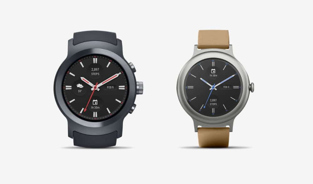 Google launches Android Wear 2.0, alongside two LG watches