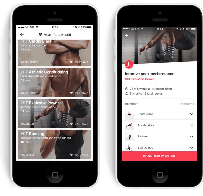 moov app gets an overhaul ahead of heart rate tracking headband release - Moov app gets an overhaul ahead of heart rate-tracking headband release