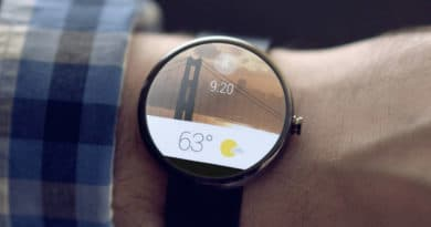 Motorola no longer selling smartwatches on official store