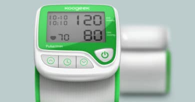 Review: Koogeek wrist blood pressure monitor with heart rate