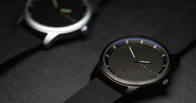 Stark: a hybrid smartwatch for those on a budget