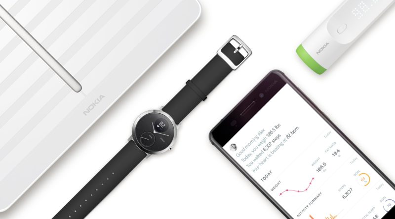 Withings to rebrand under the Nokia banner, redesign Health app