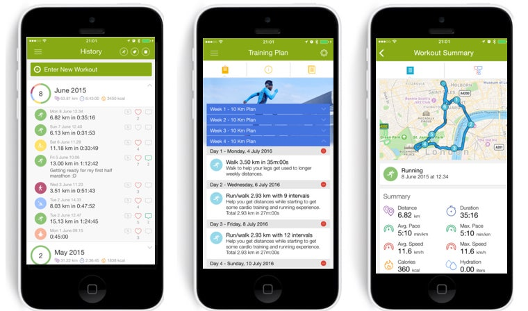 10 apps that will help you achieve your fitness goals 2 - 10 apps that will help you achieve your fitness goals