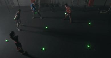 BlazePod: the Flash Reflex Training system for everyone