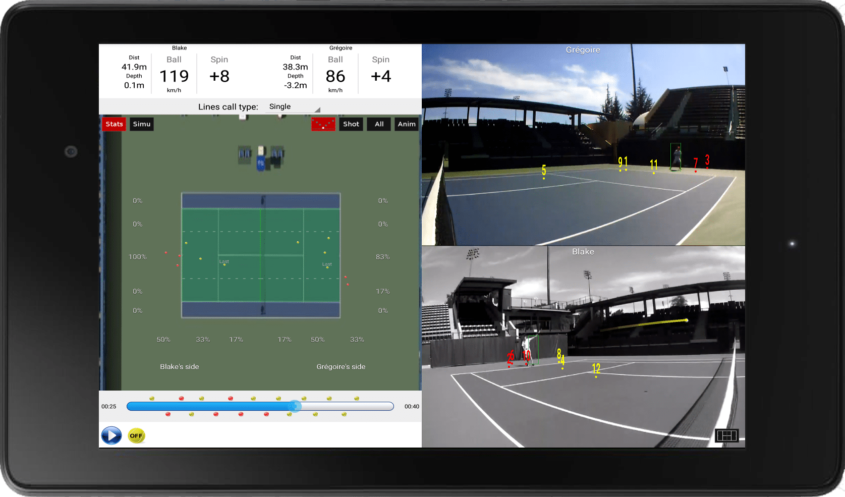 in out your personal ai line calling system and tennis coach - In/Out: your personal AI line calling system and tennis coach