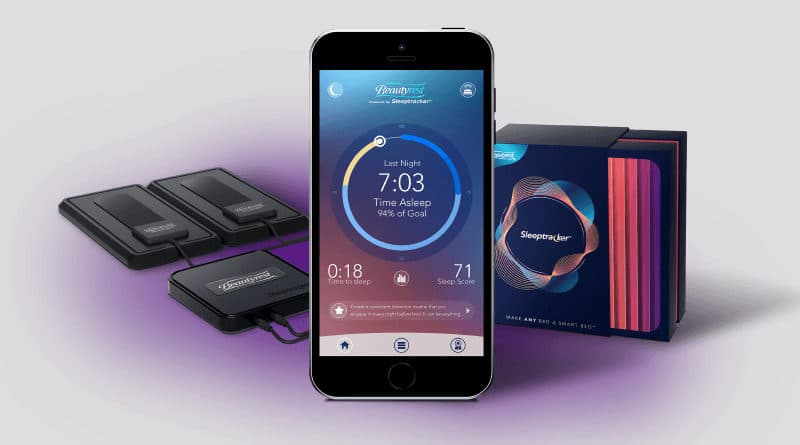 Make any bed smart and track two people's sleep simultaneously with Sleeptracker