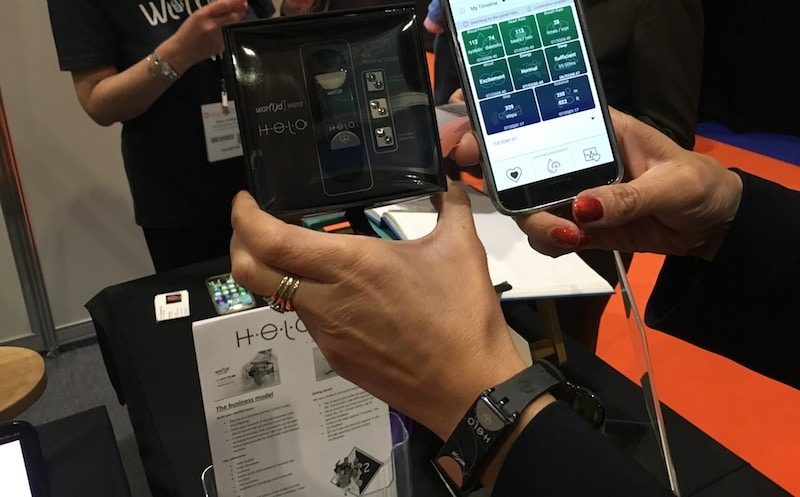 picture gallery the weird and the wonderful at the london wearable technology show 2017 7 - Picture gallery: The weird and the wonderful at the London Wearable Technology Show 2017