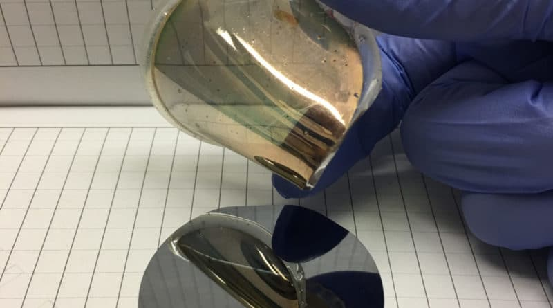 """Research discovery points to ''golden"""" future for wearable tech"""
