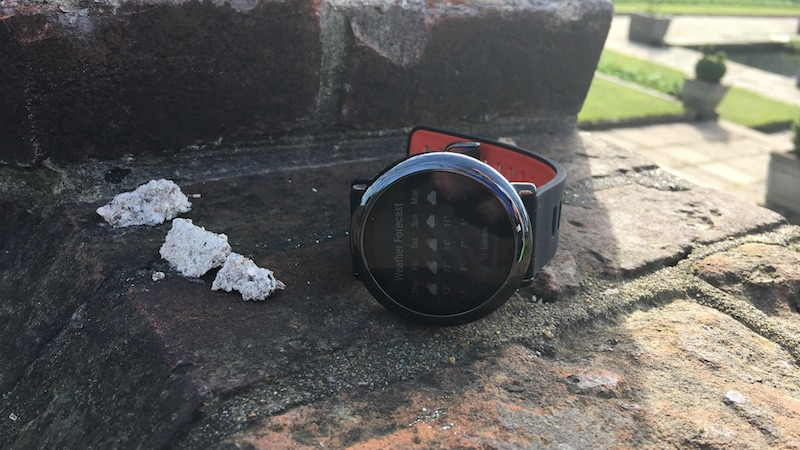review amazfit pace the affordable fitness oriented smartwatch 2 - Review: Amazfit Pace, the affordable fitness oriented smartwatch