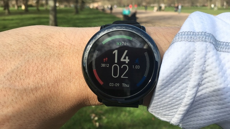 review amazfit pace the affordable fitness oriented smartwatch 3 - Review: Amazfit Pace, the affordable fitness oriented smartwatch