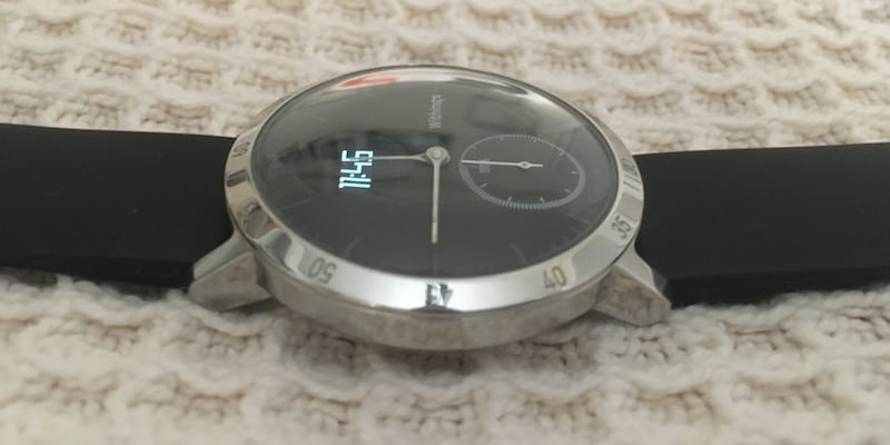 review withings steel hr a smart classic looking watch with heart 5 - Review: Withings Steel HR, a smart classic looking watch with heart