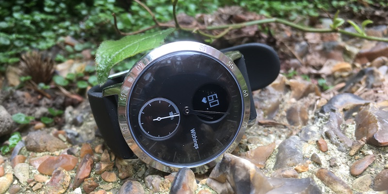 review withings steel hr a smart classic looking watch with heart 7 - Heart rate zone training with wearables