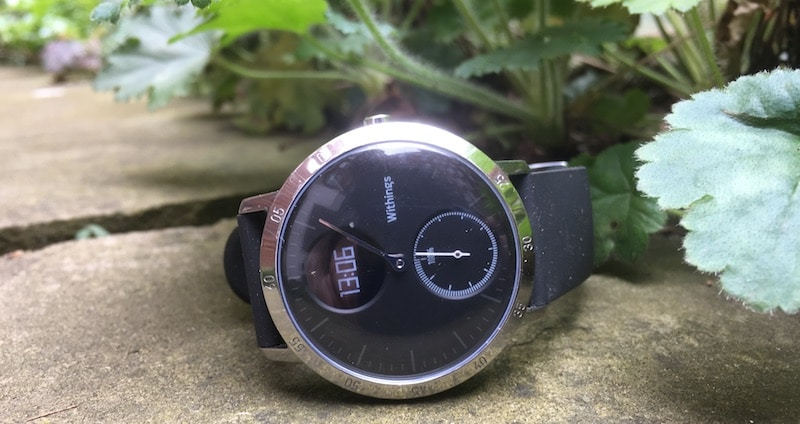 review withings steel hr a smart classic looking watch with heart 8 - Review: Withings Steel HR, a smart classic looking watch with heart