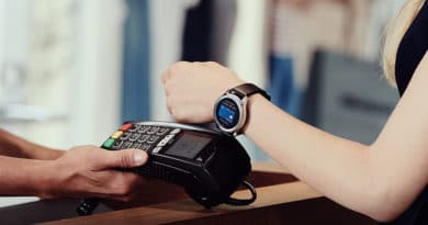 Samsung looks to bring digital cash payments system to wearables