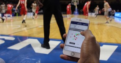 ShotTracker brings real time stats to NAIA basketball tournament