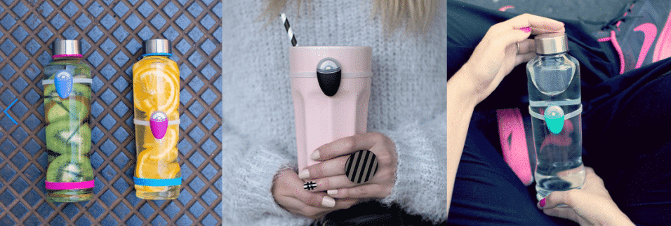 smart gadgets that help you drink more water - Smart gadgets that help you drink more water