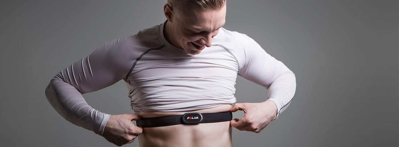 the new polar h10 chest strap is now available - Tracking heart rate variability with wearables, why it's important