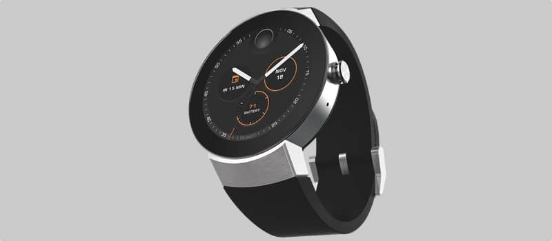 top 25 smartwatches and hybrids of baselworld 2017 12 - Top 25 smartwatches and hybrids of Baselworld 2017