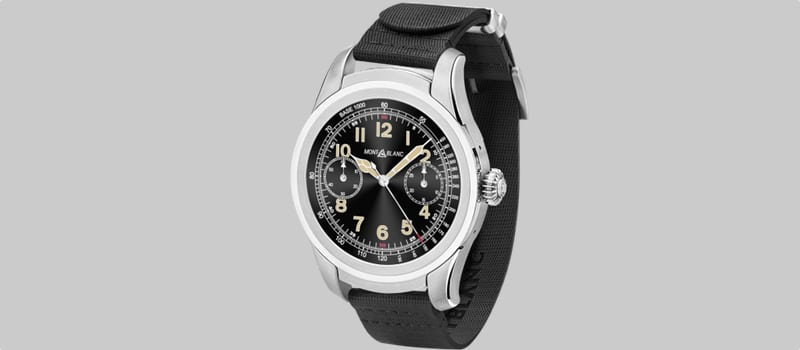 top 25 smartwatches and hybrids of baselworld 2017 15 - Top 25 smartwatches and hybrids of Baselworld 2017