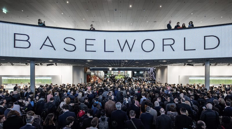 Top 25 smartwatches and hybrids of Baselworld 2017