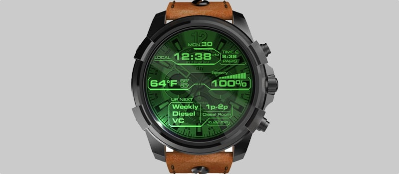 top 25 smartwatches and hybrids of baselworld 2017 - Top 25 smartwatches and hybrids of Baselworld 2017