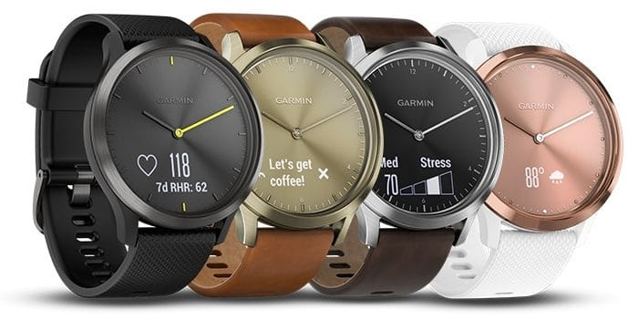 top hybrid watches the best of both worlds 3 - Garmin Vivomove HR: essential info