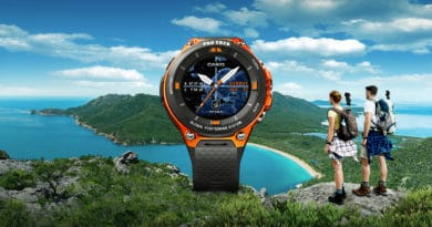 Casio launches ultra-rugged WSD-F20 smartwatch