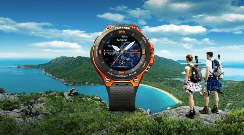 Casio launches ultra-rugged WSD-F20 smartwatch